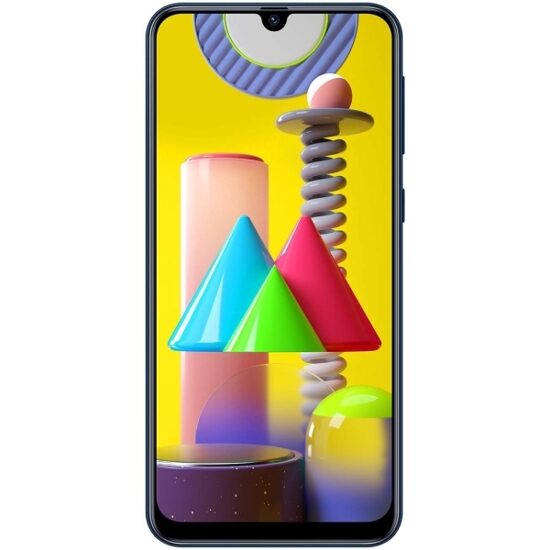 Смартфон Samsung Galaxy M31 128GB Blue (SM-M315F/DSN)