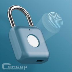 Умный замок Uodi Smart Fingerprint Padlock YD-K1