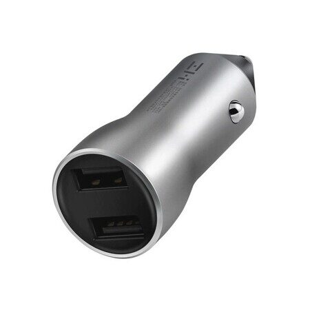 АЗУ ZMI Car Charger (AP621) 2USB с дисплеем