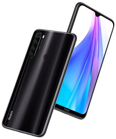 Смартфон Xiaomi Redmi Note 8T 3/32Gb Moonshadow Grey