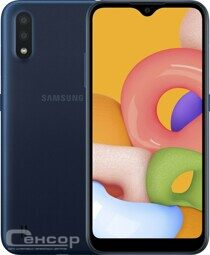 Samsung Galaxy A01 2/16Gb Синий